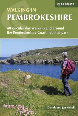 Walking In Pembrokeshire 9781852849153  Cicerone Press   Wandelgidsen Zuid-Wales, Pembrokeshire, Brecon Beacons