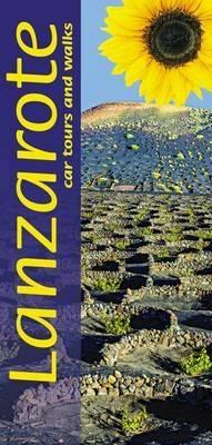 Sunflower Lanzarote 9781856914604 Noel Rochford Sunflower Landscapes  Wandelgidsen Lanzarote