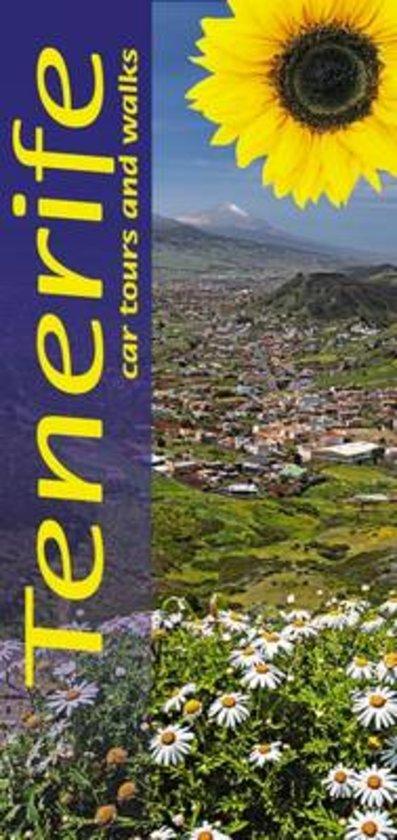 Sunflower Tenerife, Car tours and Walks 9781856914888  Sunflower Landscapes  Wandelgidsen Tenerife