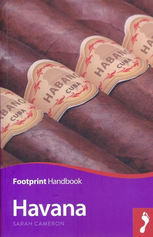Havana 9781911082071  Footprint Handbooks Pocket Handbook  Reisgidsen Cuba