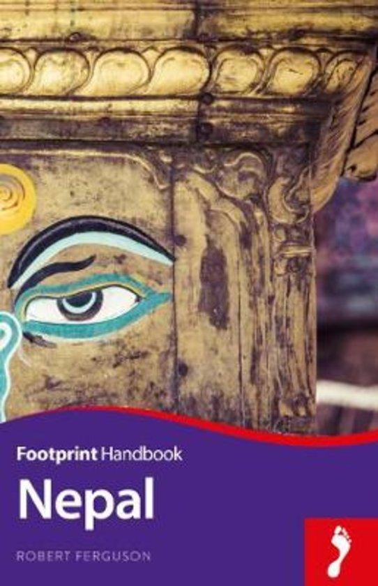 Nepal Handbook 9781911082118  Footprint Handbooks   Reisgidsen Nepal