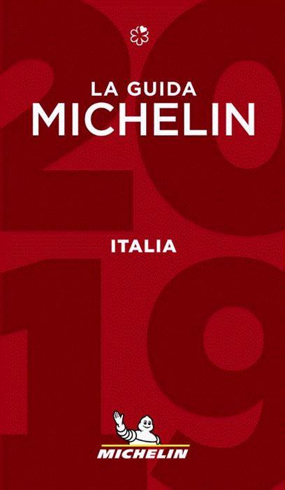 Michelin Gids Italië   Italia 2019 9782067233379  Michelin Rode Jaargidsen  Hotelgidsen, Restaurantgidsen Italië