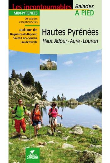Hautes-Pyrénées à pied 9782844662965  Chamina Guides de randonnées  Wandelgidsen Franse Pyreneeën, Toulouse, Gers, Garonne