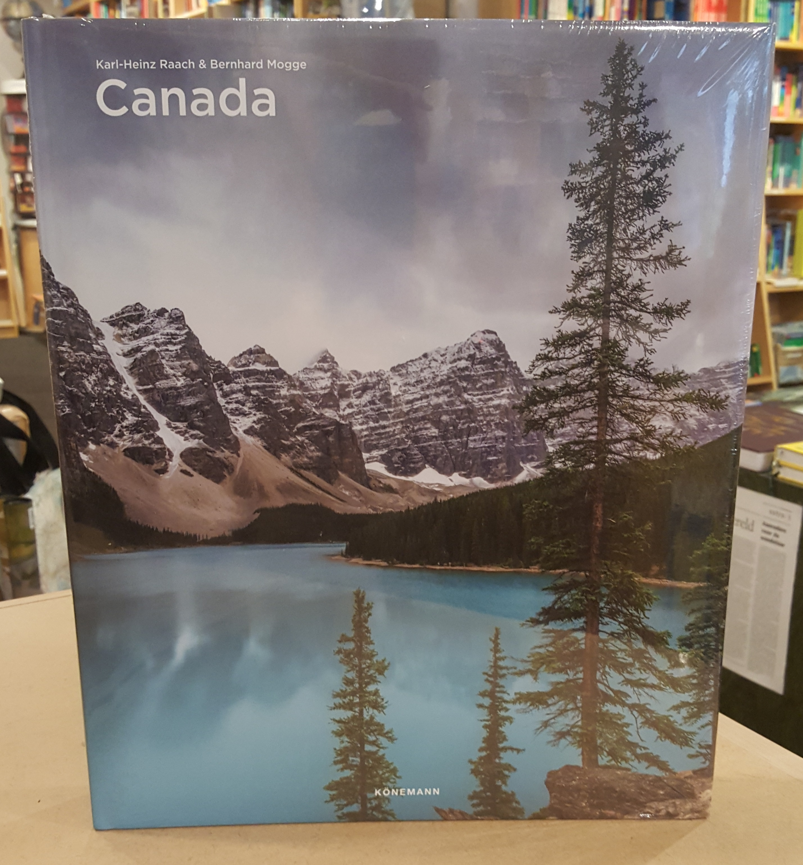 Canada | fotoboek 9783741920295  Könemann   Fotoboeken Canada