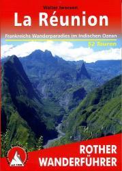 La Réunion   Rother Wanderführer (wandelgids) 9783763342785  Bergverlag Rother RWG  Wandelgidsen Seychellen, Reunion, Comoren, Mauritius