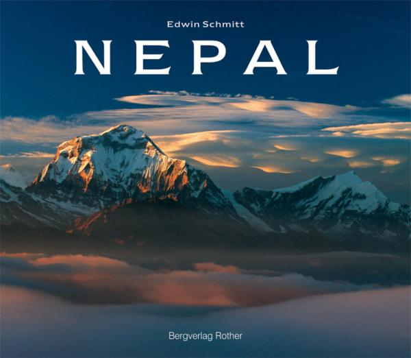 Nepal | Rother Bildband (fotoboek) 9783763370313 Edwin Schmidt Bergverlag Rother   Fotoboeken Nepal