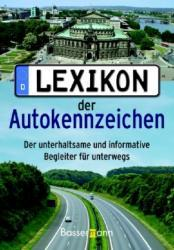 Lexikon der Autokennzeichen 9783809420644  Bassermann   Reisgidsen Duitsland