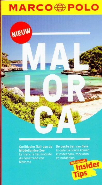 Marco Polo Mallorca 9783829756341  Marco Polo MP reisgidsjes  Reisgidsen Mallorca