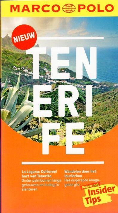 Marco Polo Tenerife 9783829756396  Marco Polo MP reisgidsjes  Reisgidsen Tenerife