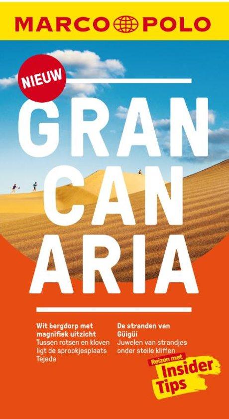 Marco Polo Gran Canaria 9783829758161  Marco Polo MP reisgidsjes  Reisgidsen Gran Canaria