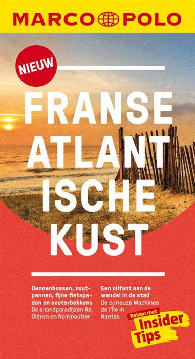 Marco Polo Franse Atlantische Kust 9783829758192  Marco Polo MP reisgidsjes  Reisgidsen Midden-Frankrijk en Atlantische Kust