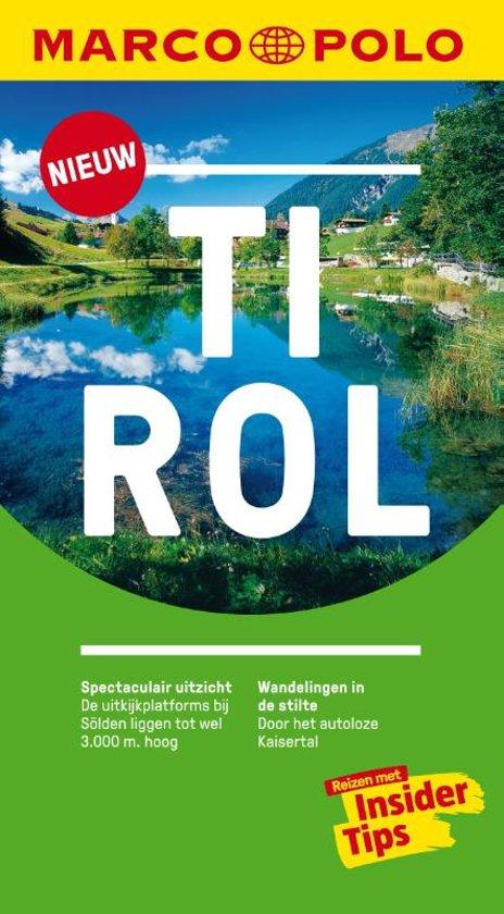 Marco Polo Tirol 9783829758260  Marco Polo MP reisgidsjes  Reisgidsen Tirol & Vorarlberg
