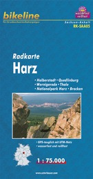 RK-SAA05  Nationalpark Harz 1:75.000 9783850003179  Esterbauer Bikeline Radkarten  Fietskaarten Berlijn, Brandenburg, Sachsen-Anhalt, Harz