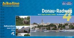 Bikeline Donau-Radweg 4 | fietsgids 9783850004244  Esterbauer Bikeline  Fietsgidsen, Meerdaagse fietsvakanties Balkan
