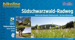 Bikeline Südschwarzwald   fietsgids 9783850004381  Esterbauer Bikeline  Fietsgidsen Zwarte Woud