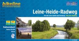 Bikeline Leine-Heide-Radweg   fietsgids 9783850004831  Esterbauer Bikeline  Fietsgidsen Lüneburger Heide, Elbufer