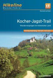 Kocher-Jagst Trail | Hikeline Wanderführer (wandelgids) 9783850005333  Esterbauer Hikeline wandelgidsen  Meerdaagse wandelroutes, Wandelgidsen Heidelberg, Kraichgau, Stuttgart, Neckar