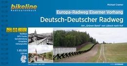 Bikeline Deutsch-Deutscher Radweg (Eiserner Vorhang 3) | fietsgids 9783850006729  Esterbauer Bikeline  Fietsgidsen, Meerdaagse fietsvakanties Duitsland