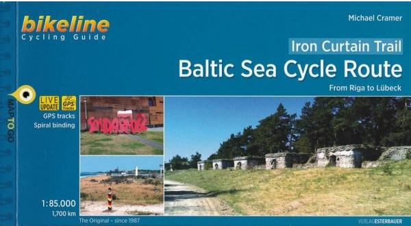 Bikeline Iron Curtain Trail | fietsgids 9783850007306  Esterbauer Bikeline  Fietsgidsen, Meerdaagse fietsvakanties Baltische Staten en Kaliningrad