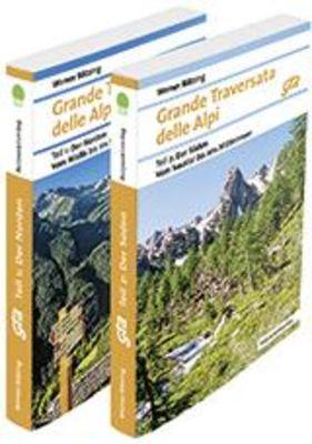 Grande Traversata delle Alpi (GTA), Teil 1 & Teil 2 9783858696823 Werner Bätzing Rotpunkt Verlag, Zürich   Wandelgidsen Ligurië, Piemonte, Lombardije