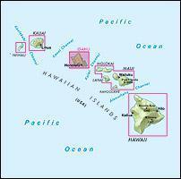 Hawaii 2: Oahu/Honolulu | wegenkaart - overzichtskaart 1:150.000 9783865740311  Nelles Nelles Maps  Landkaarten en wegenkaarten Hawaii
