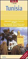 Tunisia   wegenkaart - overzichtskaart 1:750.000 9783865740755  Nelles Nelles Maps  Landkaarten en wegenkaarten Algerije, Tunesië, Libië