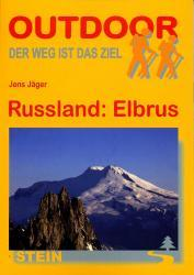 Russland: Elbrus | wandelgids (Duitstalig) 9783866862449 Jens Jäger Conrad Stein Verlag Outdoor - Der Weg ist das Ziel  Meerdaagse wandelroutes, Wandelgidsen Kaukasus