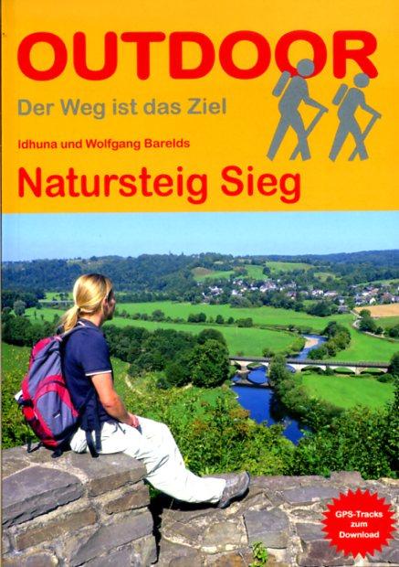 Natursteig Sieg   wandelgids (Duitstalig) 9783866863460  Conrad Stein Verlag Outdoor - Der Weg ist das Ziel  Meerdaagse wandelroutes, Wandelgidsen Düsseldorf, Wuppertal & Bergisches Land