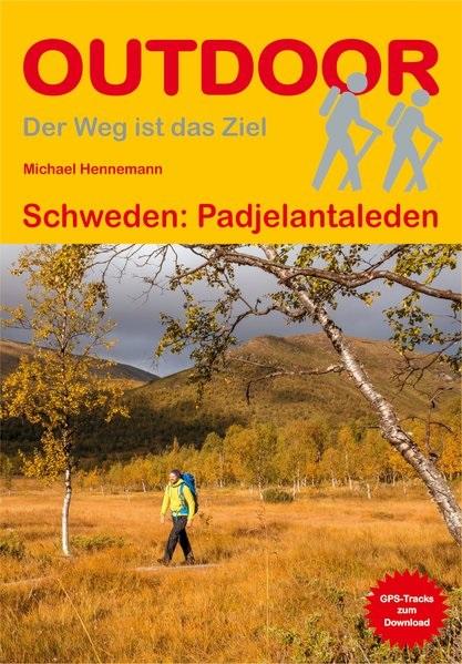 Padjelantaleden | wandelgids (Duitstalig) 9783866865334 Michael Hennemann Conrad Stein Verlag Outdoor - Der Weg ist das Ziel  Meerdaagse wandelroutes, Wandelgidsen Zweden boven Uppsala