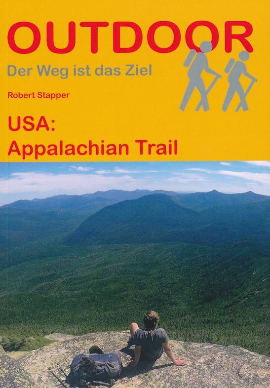 Der Appalachian Trail | wandelgids (Duitstalig) 9783866865433  Conrad Stein Verlag Outdoor - Der Weg ist das Ziel  Meerdaagse wandelroutes, Wandelgidsen VS ten oosten van de Rocky Mountains