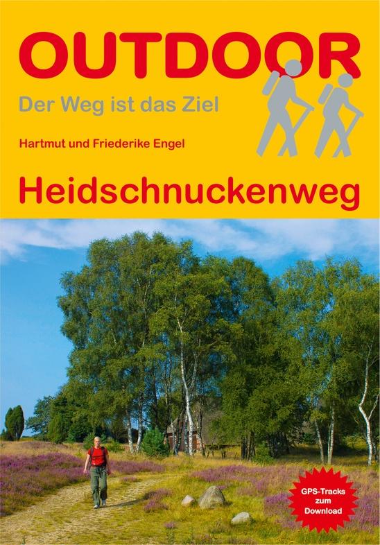 Heidschnuckenweg   wandelgids (Duitstalig) 9783866865624  Conrad Stein Verlag Outdoor - Der Weg ist das Ziel  Meerdaagse wandelroutes, Wandelgidsen Lüneburger Heide, Elbufer