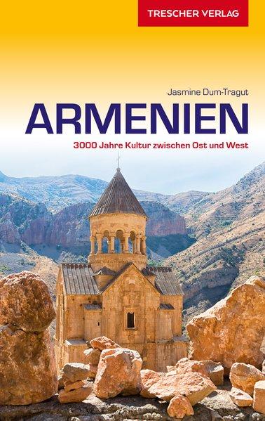 Armenien   reisgids 9783897944725 Jasmine Dum-Tragut Trescher Verlag   Reisgidsen Armenië