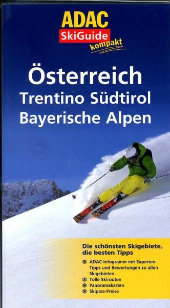 Österreich 9783899057508  ADAC SkiGuide kompakt  Wintersport Oostenrijk