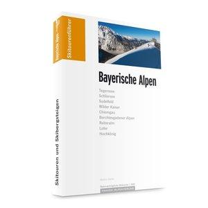 Skitourenführer Bayerische Alpen * 9783936740400  Panico Verlag Panico Skitourenführer  Wintersport Beierse Alpen