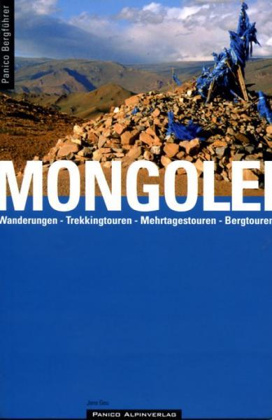 Mongolei   Mongolië 9783936740479 Jens Geu Panico Verlag   Wandelgidsen Mongolië