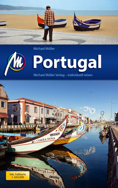 Portugal | reisgids 9783956544668 Michael Müller Michael Müller Verlag   Reisgidsen Portugal