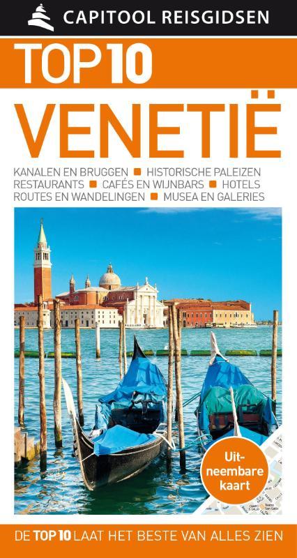 Capitool Top 10 Venetië 9789000348978  Unieboek Capitool Top 10  Reisgidsen Zuidtirol, Dolomieten, Friuli, Venetië, Emilia-Romagna