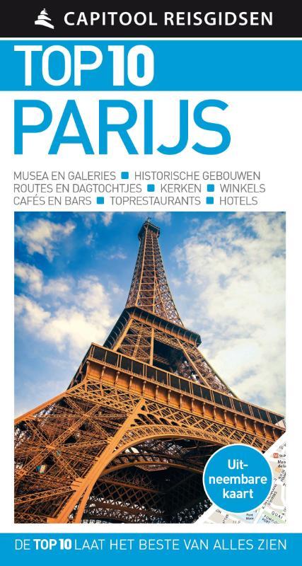 Capitool Top 10 Parijs 9789000354740  Unieboek Capitool Top 10  Reisgidsen Parijs, Île-de-France