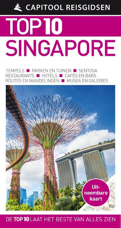 Capitool Top 10 Singapore 9789000362011  Unieboek Capitool Top 10  Reisgidsen Singapore