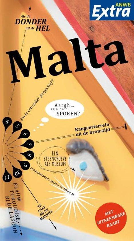 72c3da36435b96 ANWB Extra reisgids Malta | 2018 | 9789018043414 | Reisboekhandel De ...