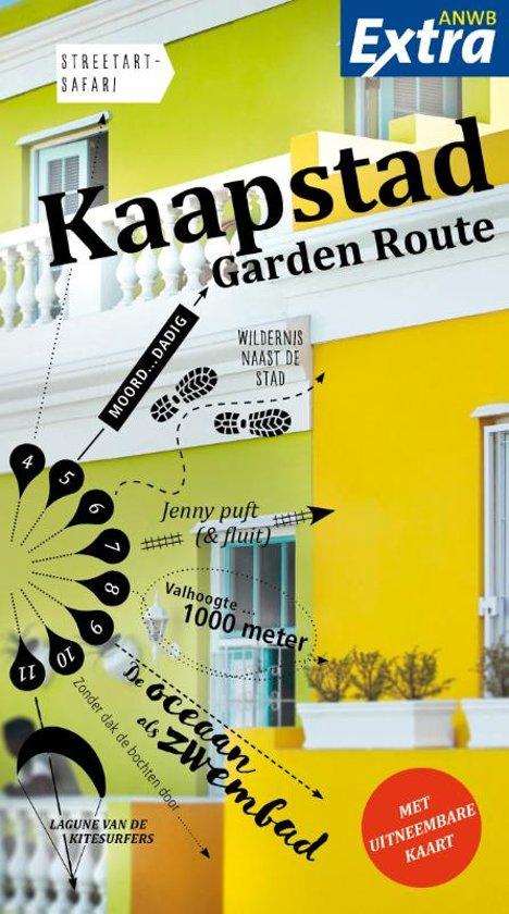 ANWB Extra reisgids Kaapstad, Garden Route 9789018043438  ANWB ANWB Extra reisgidsjes  Reisgidsen Zuid-Afrika