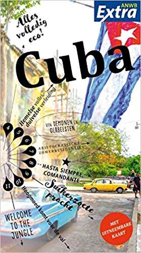 ANWB Extra reisgids Cuba 9789018045197  ANWB ANWB Extra reisgidsjes  Reisgidsen Cuba