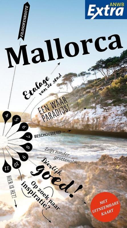 ANWB Extra reisgids Mallorca 9789018045258  ANWB ANWB Extra reisgidsjes  Reisgidsen Mallorca