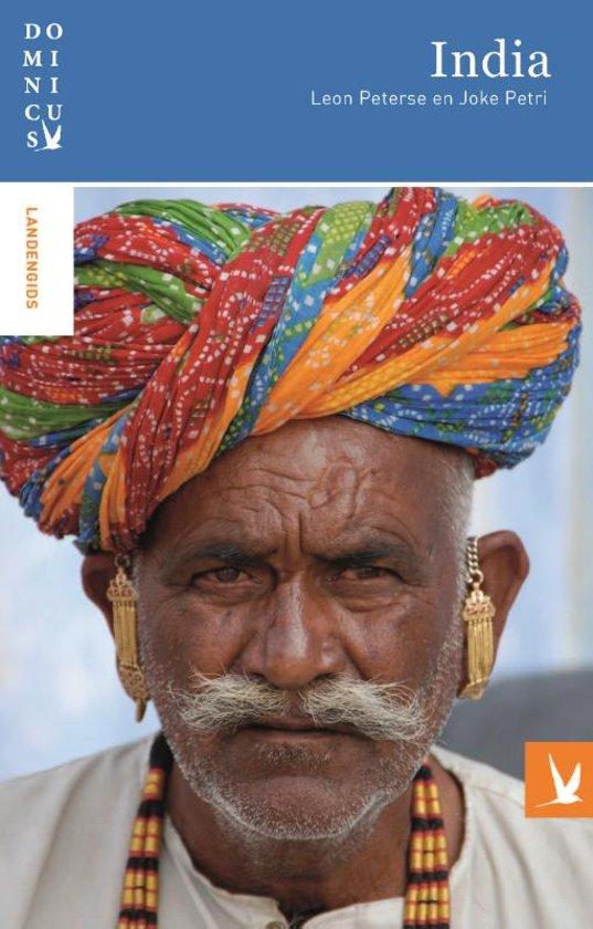 Dominicus reisgids India 9789025764531  Gottmer Dominicus reisgidsen  Reisgidsen India