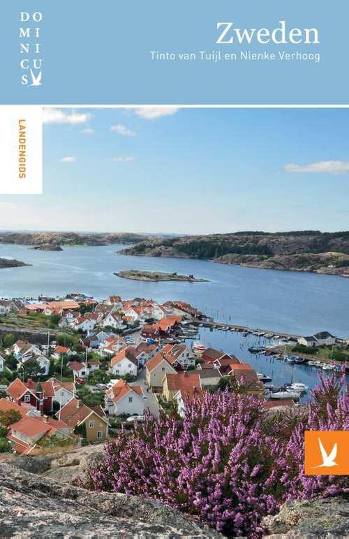 Dominicus reisgids Zweden 9789025764753  Gottmer Dominicus reisgidsen  Reisgidsen Zweden