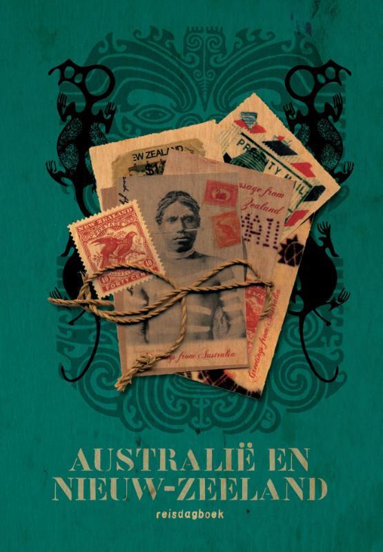 Reisdagboek Australië en Nieuw-Zeeland 9789038925134  Elmar Reisdagboeken  Reisverhalen Australië, Papoea Nieuw-Guinea en Nieuw-Zeeland