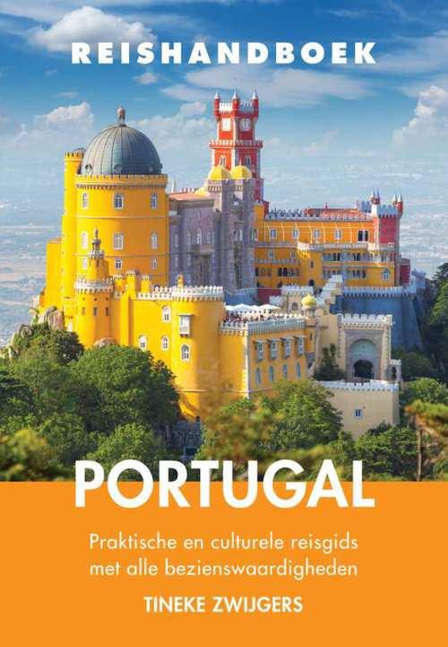 Elmar Reishandboek Portugal 9789038925875 Tineke Zwijgers Elmar Elmar Reishandboeken  Reisgidsen Portugal