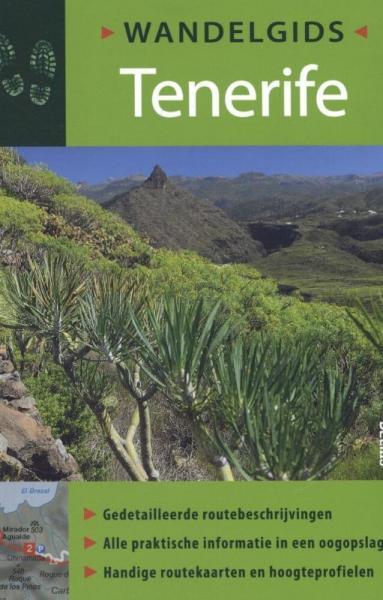 Tenerife 9789044736458  Deltas Deltas Wandelgidsen  Wandelgidsen Tenerife