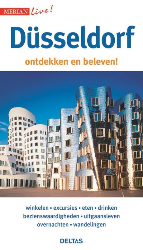 Düsseldorf 9789044740233  Deltas Merian Live reisgidsjes  Reisgidsen Düsseldorf, Wuppertal & Bergisches Land