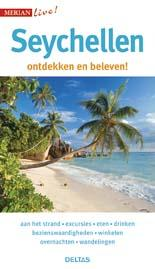 Seychellen 9789044741636  Deltas Merian Live reisgidsjes  Reisgidsen Seychellen, Reunion, Comoren, Mauritius
